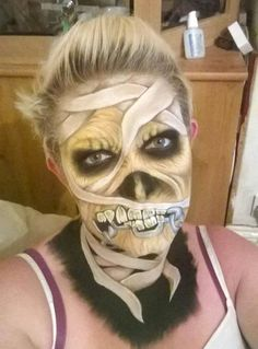 Das perfekte Halloween Make Up