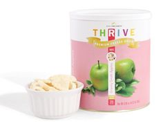 Granny Smith Apple Slices - Freeze Dried (Thrive