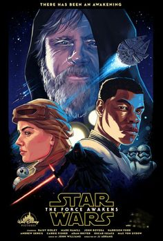 The Force Awakens Art