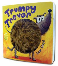 Trumpy Trevor (Hardback)