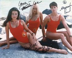I loved these girls a a kid. Me and my sister used to play them. :P #Baywatch #TV