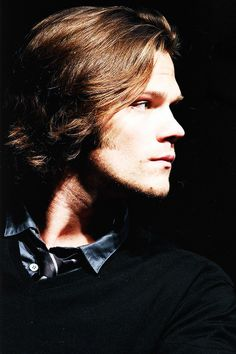 Oh the Hair <3 #JaredPadalecki