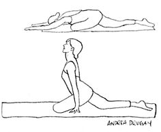 Yoga Poses for your IT band Eka Pada Rajakapotasana - Apr 2012 PM Fit Board Workouts, Running Workouts, Workout Board, How To Relax Your Mind, Fitness Diet, Fitness Motivation, Iliotibial Band Syndrome, It Band Syndrome, It Band Stretches