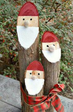 Santa Stumps