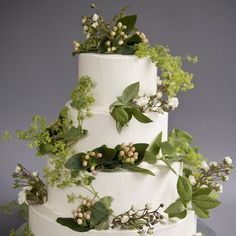 A Simple Cake wedding cake