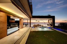 Saota - Stefan Antoni Olmesdahl Truen Architects  house in Cape Town.
