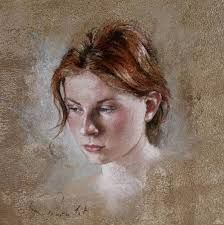 Image result for portraits pastel paintings of Nathalie Picoulet