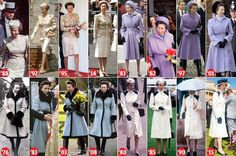 Princess Anne is known for recycling her outfits but some them are older than her children