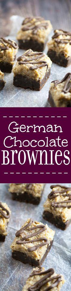 German Chocolate Bro