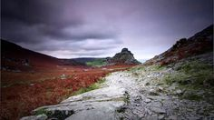 Exmoor, UK - includes Dunkery Beacon, Valley of the Rocks & Tarr Steps School Community, Dark Skies, Somerset, Night Skies, The Rock, Landscape Paintings, National Parks, Sky, Mountains