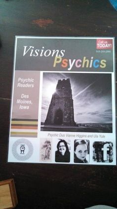 Visions Psychics