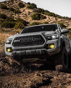 Toyota Tacoma 4x4, Tacoma Trd, Trucks Only, New Trucks, Overland Tacoma, Toyota Trucks, Scientists, Offroad, Beast