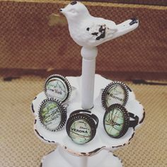 Perfect ring holder for MaP iT pieces!