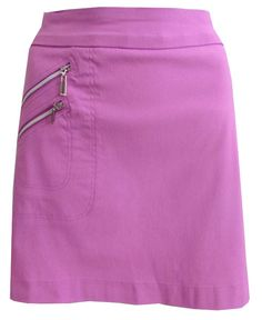 d4716c8527 Meet our new Skinnyliscious pull on gypsy purple Jamie Sadock skort! #golf  #fashion