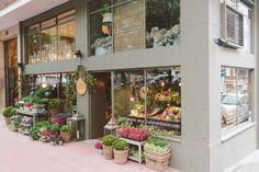 Salli L. Hambleton, una tienda de flores donde me pasaría hora y horas