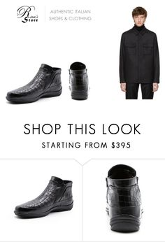 """""""New Fall / Winter collection in Rina's store - Good Man shoes"""" by rinasboutiquee ❤ liked on Polyvore featuring Brioni, men's fashion, menswear, canada, footwear, madeinItaly, rinashoes and italiandesignershoes"""