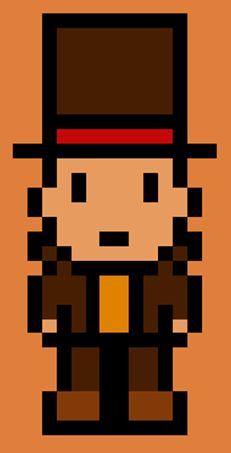 Name: Professor Hershel Layton F.c.a: Spectre's Call/Last Specter