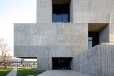 UC Innovation Center by Elemental/ Universidad Católica de Chile, in Santiago.