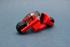 Kaneda's Motorcycle, A Lego Akira MOC