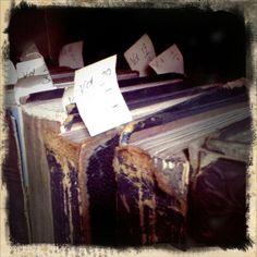 Frayed book spines | Flickr – Compartilhamento de fotos!
