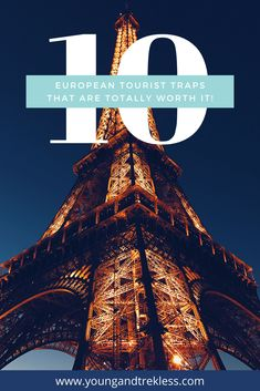 Europe is known to be filled with tourist traps. When you're backpacking Europe, you might want to avoid all those lines and tourist crowds. But these Europe travel destinations are absolutely worth seeing once in your life to tick off your bucket list! Budget Travel, Travel Tips, Tourist Trap, Backpacking Europe, Solo Travel, Budgeting, Travel Destinations, Bucket, Things To Come