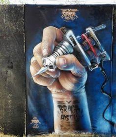 Street Art Arte Callejero