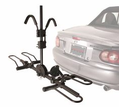 Nice Hollywood Racks HR1000 Sport Rider 2-Bike Platform Style Hitch Mount Rack (1.25 and 2-Inch Receiver)