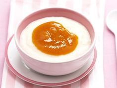 Apricot puree with rice cereal Dried Apricots, Dried Fruit, Rice Cereal, Gluten Free Breakfasts, Cereal Recipes, Breakfast Recipes, Dinner, Cooking, Desserts