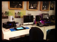 Recording Studio en Musik Produktiv