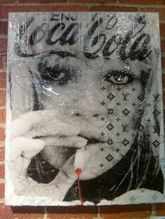 This is cool, minus the cigarette