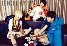 Super Junior High Cut 2