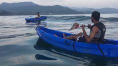 kayaking in hongkong