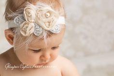 Hey, diesen tollen Etsy-Artikel fand ich bei http://www.etsy.com/listing/91106669/baby-headband-newborn-headband-adult