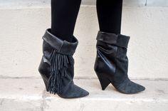 shttp://www.helloitsvalentine.fr/0125766/think-pink/ - Isabel Marant boots