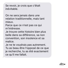 Top 5 des SMS les plus passionnels d'Amours solitaires Mood Quotes, Happy Quotes, True Quotes, Sweet Words, Love Words, Sweet Quotes For Boyfriend, Boyfriend Pictures, Real Friendship Quotes, French Quotes
