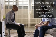 """Quotes - Wayne Dyer. Referenced in Season 10, Episode 8 """"The Boys of Sudworth Place"""""""