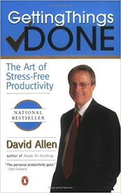 [Free ebook]Getting Things Done: The Art of Stress-Free Productivity-David Allen