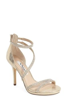 Nina 'Reed' Sandal (Women) available at #Nordstrom