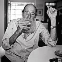 Artists at Work: Lawrence Weiner - Page - Interview Magazine