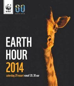 Het Uur der Aarde / #EarthHour - Google+ Save the date! Earth Hour 2014, ga jij de uitdaging aan? http://www.wnf.nl/nl/earth_hour/