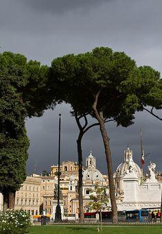 Dark Skies - Rome, Italy