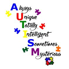 Autism behavior management, Indicators & Signs and also Early treatment assistance expertise for young moms and dads Autism Awareness Crafts, Autism Awareness Quotes, Autism Quotes, Autism Awareness Month, Autism Crafts, Autism Activities, Disability Awareness, Thoughts, Messages