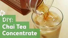 original chai tea recipe - YouTube