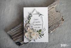 Prosta ale i elegancka kartka ślubna   #p13paperproducts #wedding #cardmaking #papercrafts #ślub #zaproszenieślubne #kartkaślubna #rekodzieło #handmade #ręcznierobione #kartkinazamówienie Cards, Map