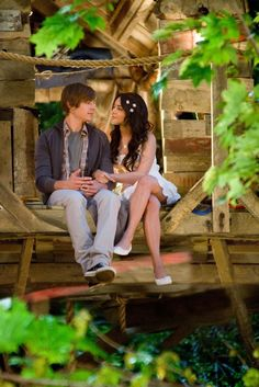 Truth be told, I've always had a slight crush on Troy Bolton. This is a judge free zone, guys!