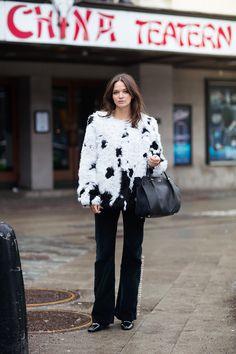 Carolines Mode | StockholmStreetStyle January 2015