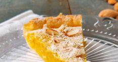 Grão- a grão        Cá no blogue já existiam duas tartes de grão de bico, mas ambas sem amêndoa. Podem ver as receitas aqui  e aqui ... Tea Cakes, Chocolate, My Recipes, Pineapple, Gula, Algarve, Fruit, Sweet, Food