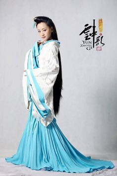 Song In The Clouds 《云中歌》 2015 - Angelababy, Lu Yi, Chen Xiao, Su Qing, Yang Rong