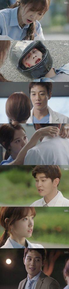 Added episode 8 captures for the Korean drama 'Doctors'.