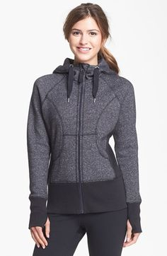 Zella 'Essential' Hoodie available at #Nordstrom
